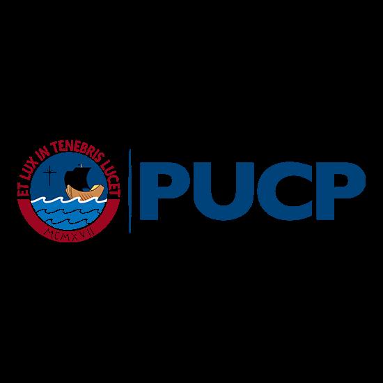 Logo Universidad Católica - Auspiciador III Congreso Internacional de la Industria Plástica, Lima, Perú, abril 2020