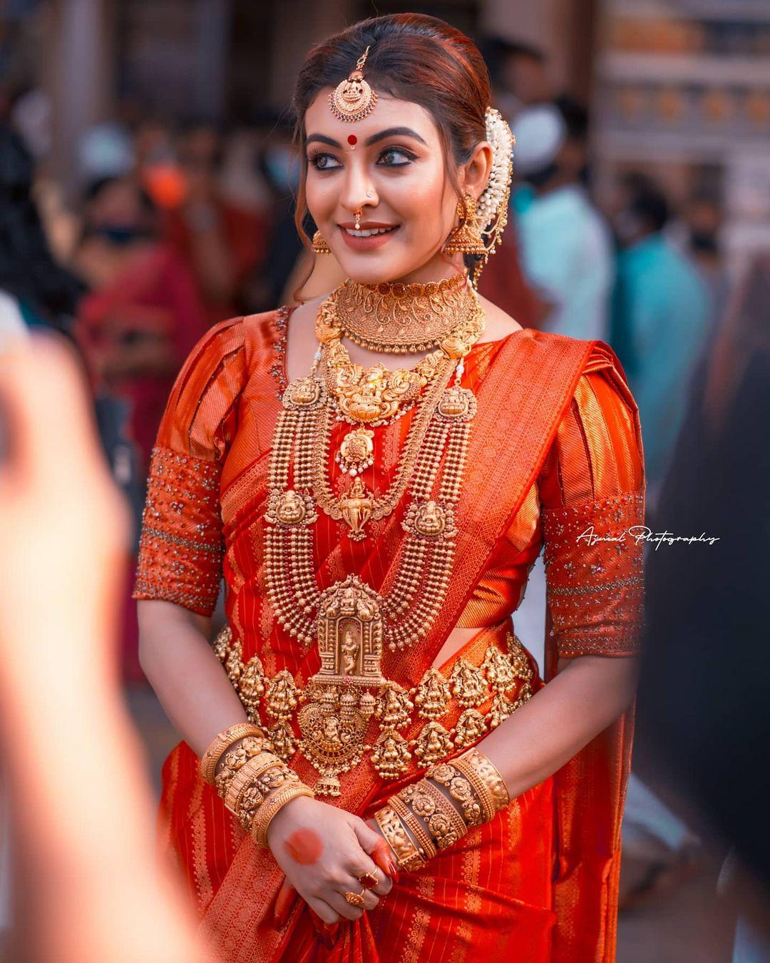 South Indian Actress Durga Krishna Wedding Photos