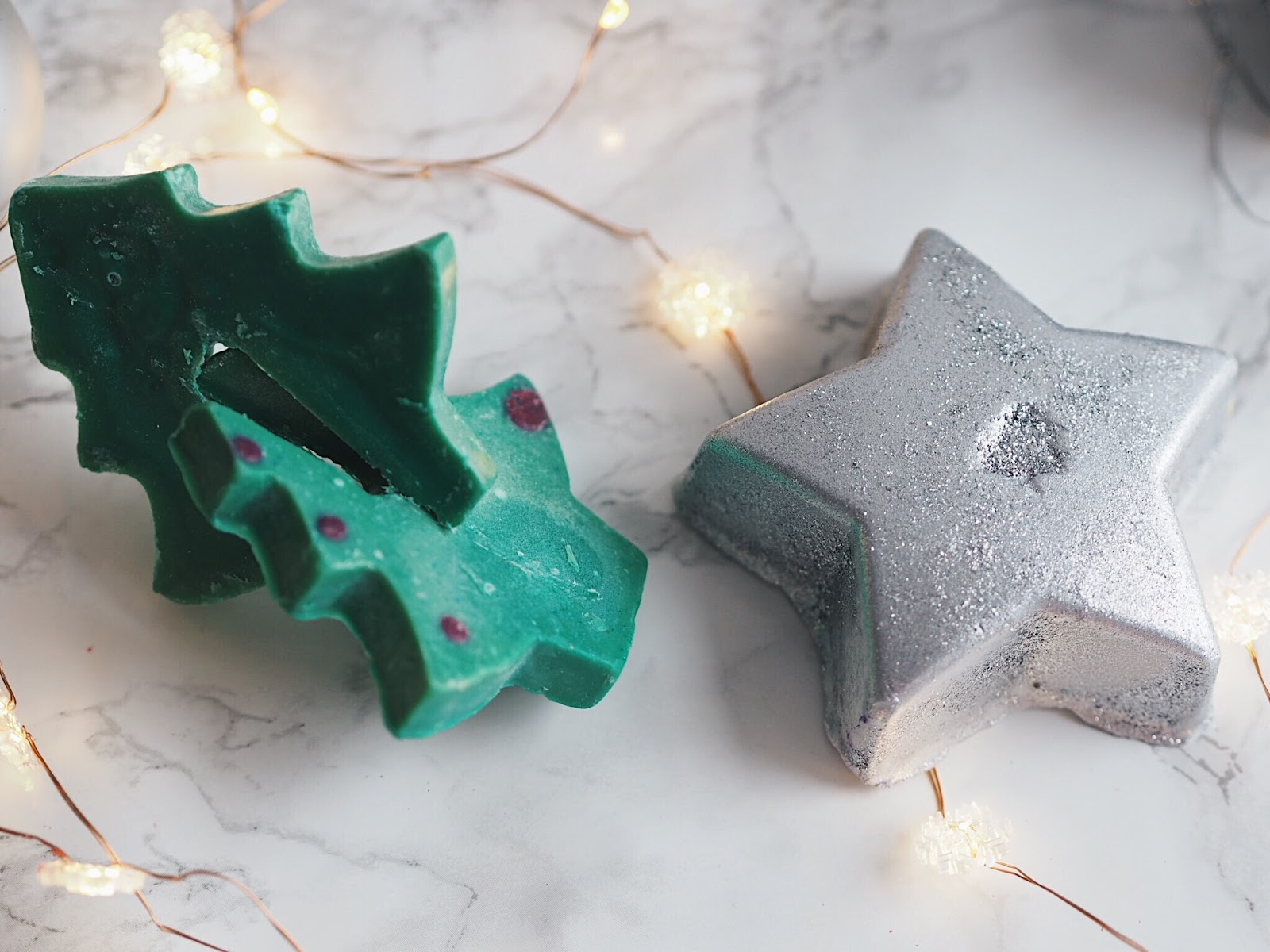 lush christmas 2017 bath oils melts