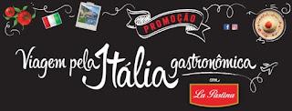 Cadastrar Promoção La Pastina 2016 Viagem Pela Itália Gastronômica