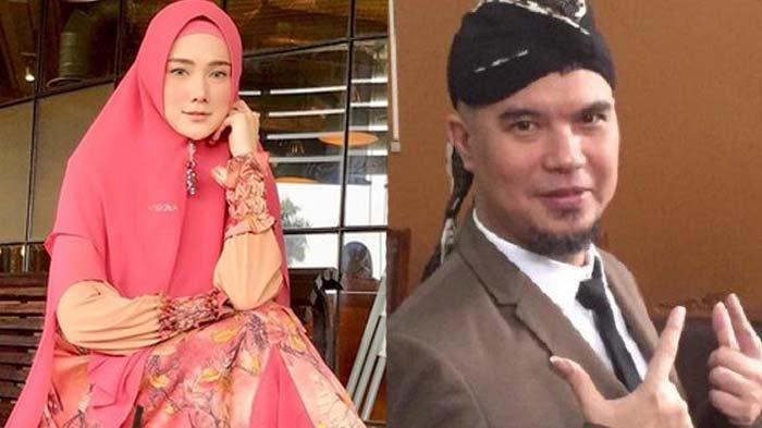 Mulan Jameel Kangen Sang Suami Setelah Pelantikan Anggota DPR