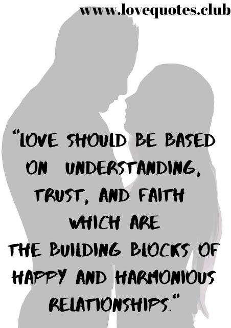 understanding quotes in love
