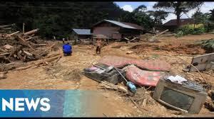 Seorang ibu selamat dari bencana longsor purworejo diselamatkan sang anak yang masih balita