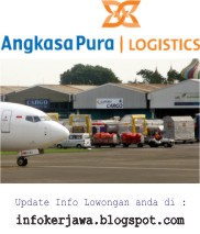 Lowongan Kerja PT Angkasa Pura Logistik (APLog)