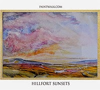 http://www.paintwalk.com/2014/12/hillfort-sunset-watercolour-sketch-from.html