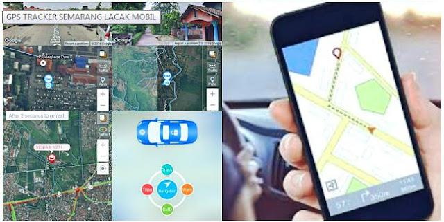 gps tracking mobil motor semarang