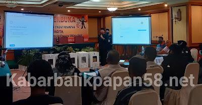 KPU Balikpapan Laksanakan Rapat Pleno Rekapitulasi Hasil Perhitungan Suara Tingkat Kecamatan