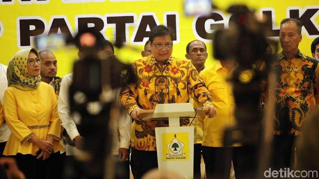 Eks Anggota DPR: KPK Harus Tetapkan Tersangka Ketum Golkar Airlangga