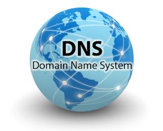 Ganti DNS Server untuk busa situs terblokir