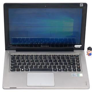 Jual Laptop UltraBook Lenovo U310 Core i5 Series Bekas