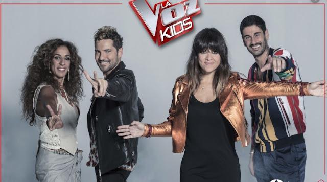 La Voz Kids 2019