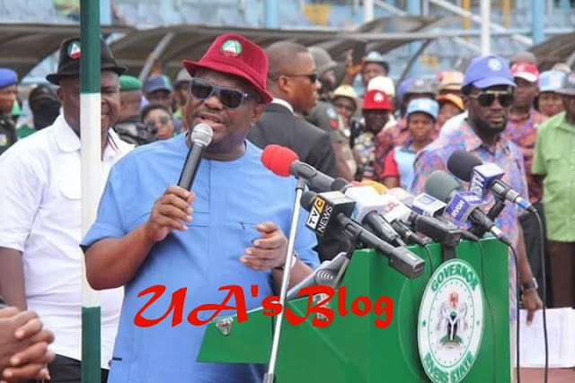 Wike hails Fayemi's leadership qualities