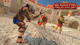 Jogo de gladiador incrível para Android Com Mod de dinheiro infinito