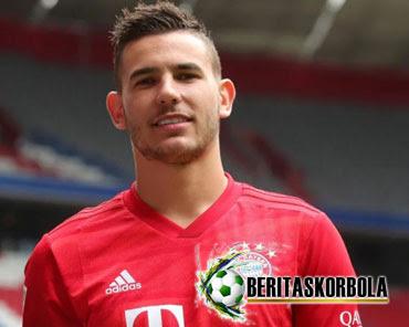 Profil Lucas Hernandez, Rekrutan Termahal Sepanjang Sejarah Bundesliga