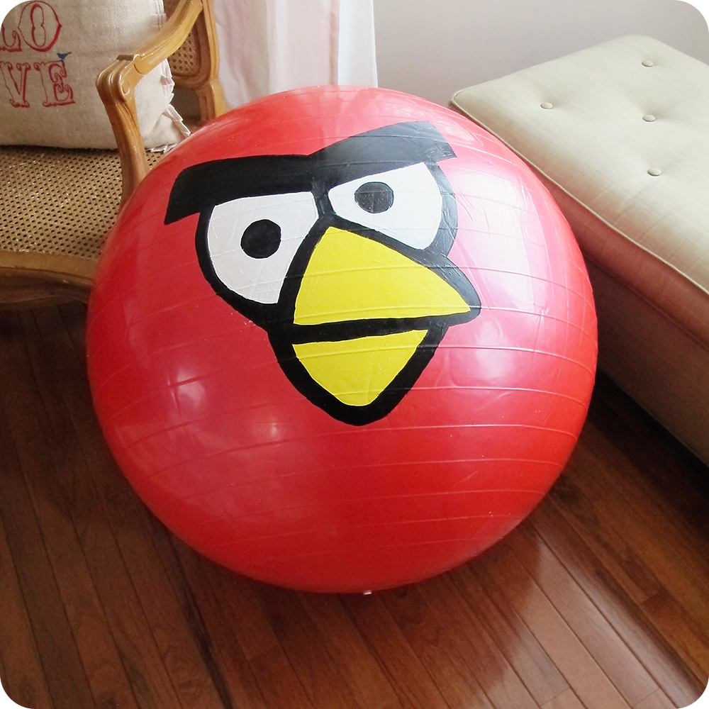 inspire co.: angry bird game