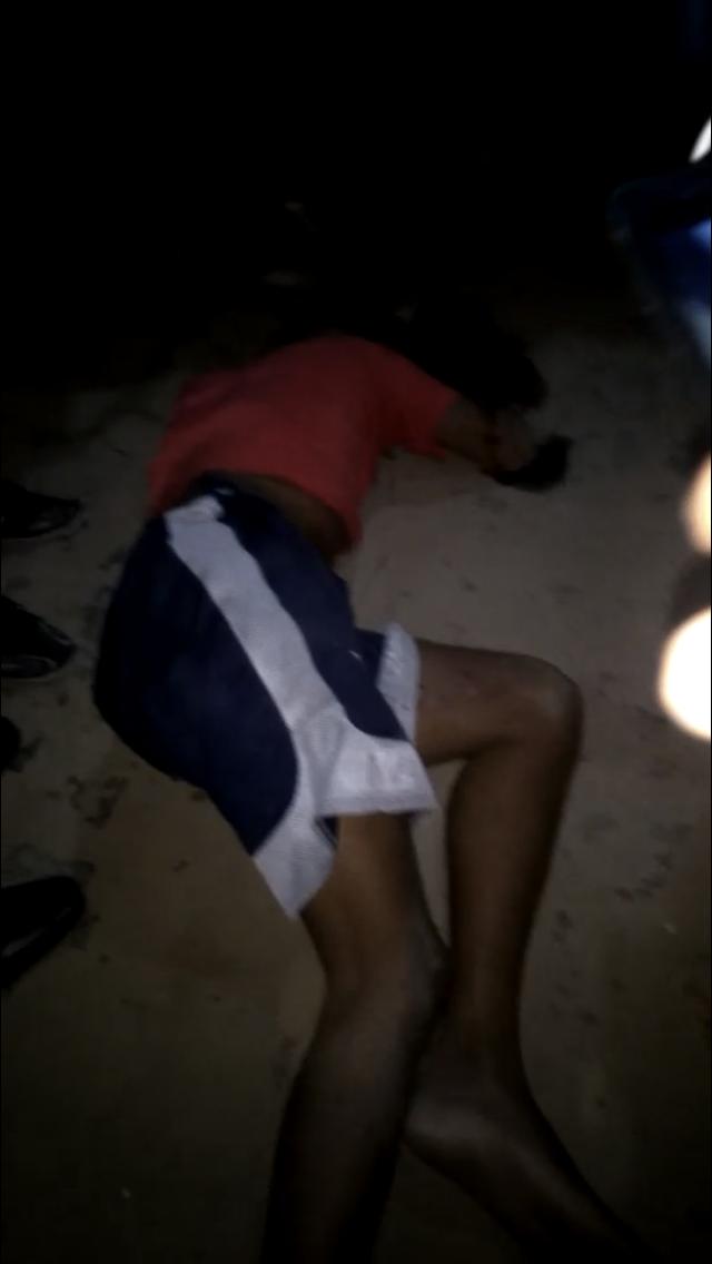 Mais dois são Assassinados em Pedro Velho, veja vídeos