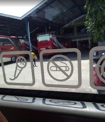 BUS WONOGIRI JAKARTA