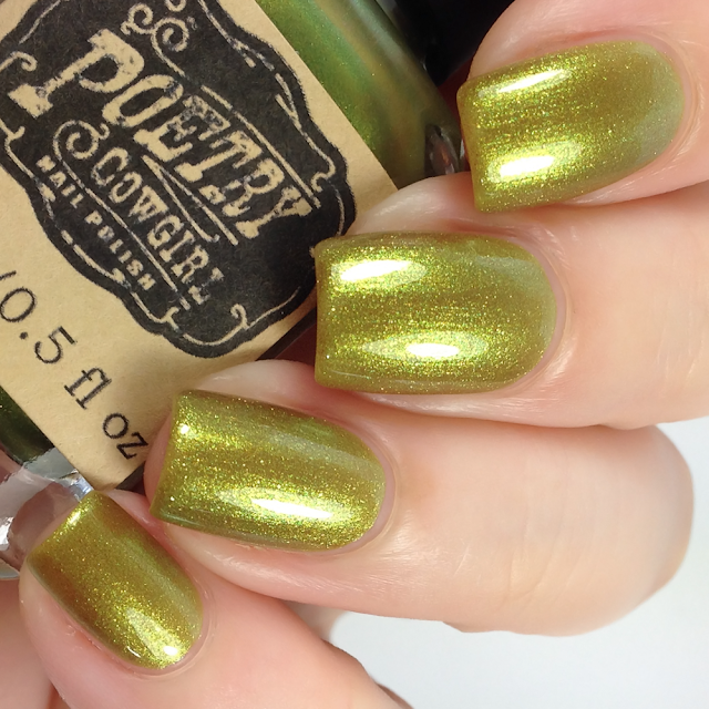 Poetry Cowgirl Nail Polish-We're Not All Witches
