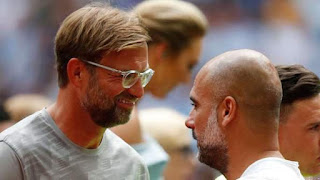Klopp Bites Back at Pep - 'I Won't Mention Tactical Fouls
