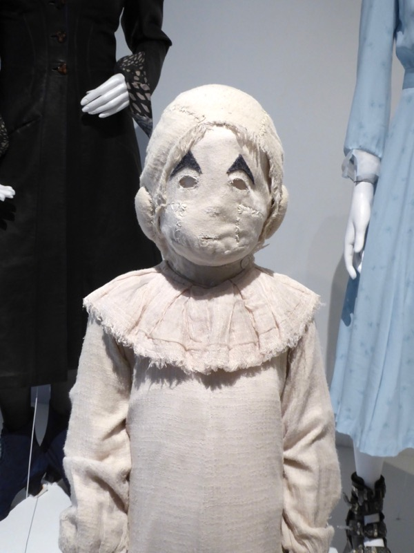Joseph Odwell Miss Peregrine's Home Peculiar Children Twin costume