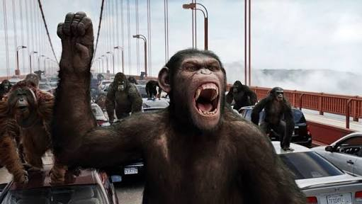 Maymunlar Cehennemi 3