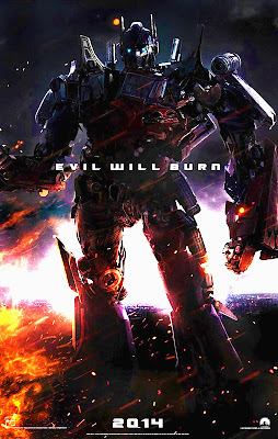Transformers 4 Movie 2014 - Fan Made Poster