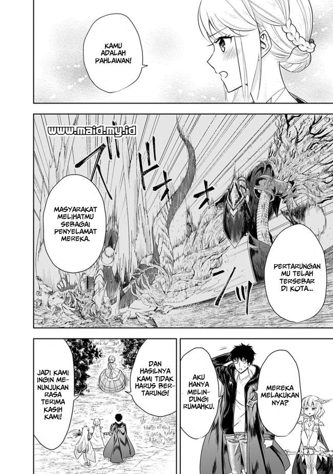 Komik Ore no Ie ga Maryoku Spot datta Ken: Sundeiru dake de Sekai Saikyou Chapter 27 Gambar 6