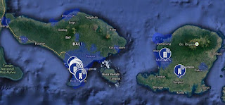 Jaringan 4G LTE AXIS di Bali dan Lombok