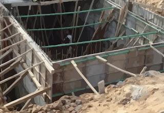 Pembuatan Ground Water Tank Beton Bertulang
