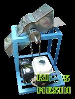 mesin tepung pati sagu, mesin pengolahan sagu, mesin sagu