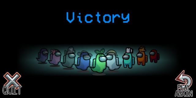 kemenangan yang nyata