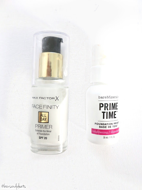 Bare Minerals Brightening Foundation Primer Prime Time