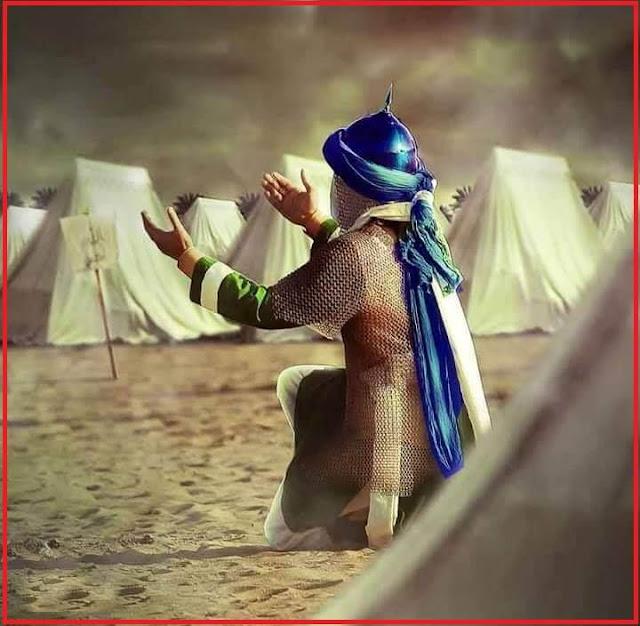 موقف الشيخ محمد بن واسع الأزدي مع جيش قتيبة بن مسلم المعسكر بالقرب من مدينة بيكند
