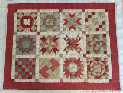 Fabadashery Long Arm Quilting Frances Meredith