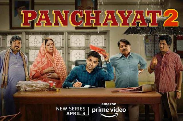 Panchayat Season 2 Watch Online Amazon Prime Video
