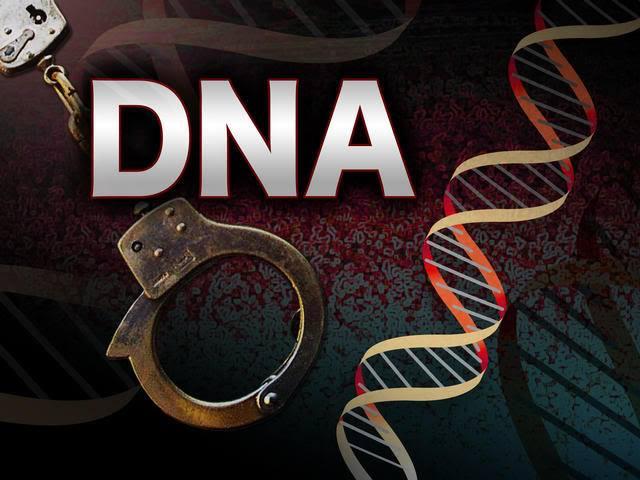 البصمة الوراثية في مسرح الجريمة