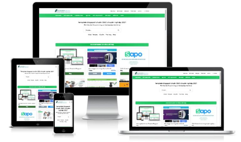 Thiết kế website bán hàng AyunPa