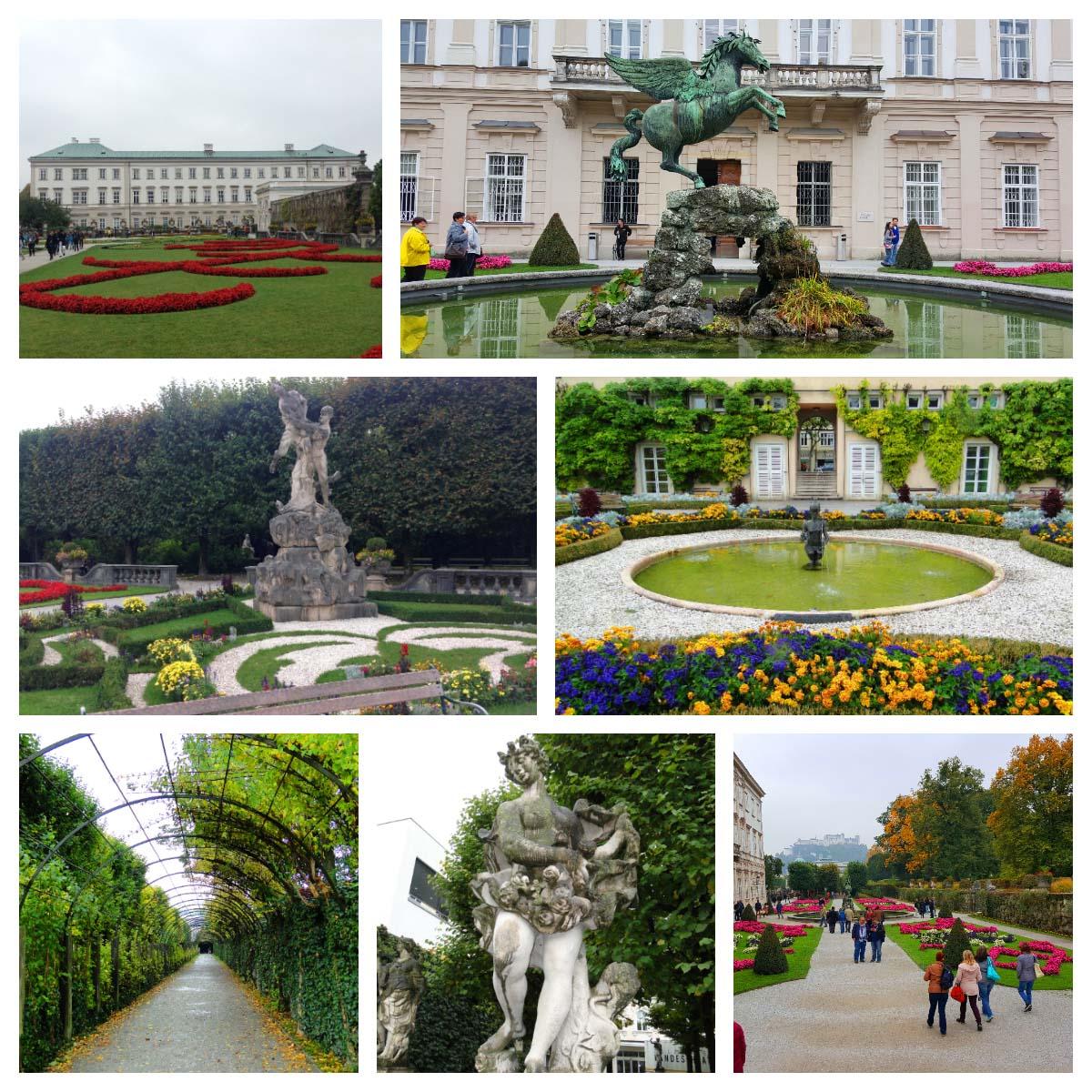 Palácio de Mirabell:o que fazer em Salzburg no outono
