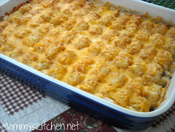 Mommy\u0027s Kitchen , Recipes from my Texas Kitchen  Tater Tot