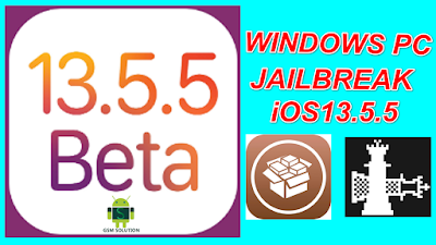 Jailbreak iOS 13.5.5 Apple Device And install Cydia With Checkra1n 0.10.2 On Windows Pc.