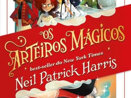 [Resenha] Os arteiros Mágicos - Neil Patrick Harris