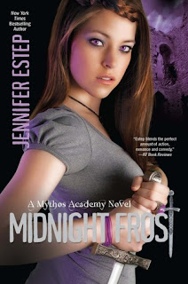Book Review: Midnight Frost by Jennifer Estep