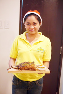 Grilled Back Ribs, Byron's Back Ribs Grille, Byron's Back Ribs, Bacolod's Best Ribs, Best Ribs in Cebu, Ribs Restaurants in Cebu, Pork Ribs, Top Cebu Food Blog