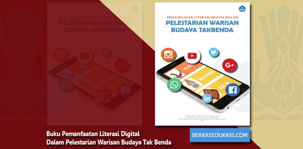 Buku Pemanfaatan Literasi Digital Dalam Pelestarian Warisan Budaya Tak Benda