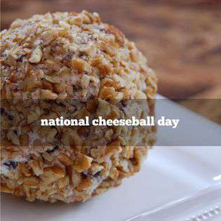 National Cheese Ball Day Wishes Photos