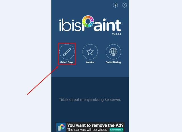 10 Tutorial Dasar Cara Menggunakan Ibis Paint di Android Untuk Pemula