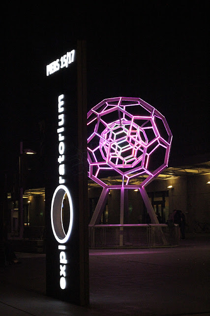 Exploratorium AFTER DARK Swing Date Night and Virtual Reality Experience