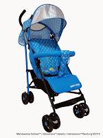 Kereta Dorong Bayi BabyDoes CH206 Clip Buggy