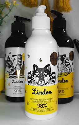 YOPE Linden Natural Hand and Body Lotion