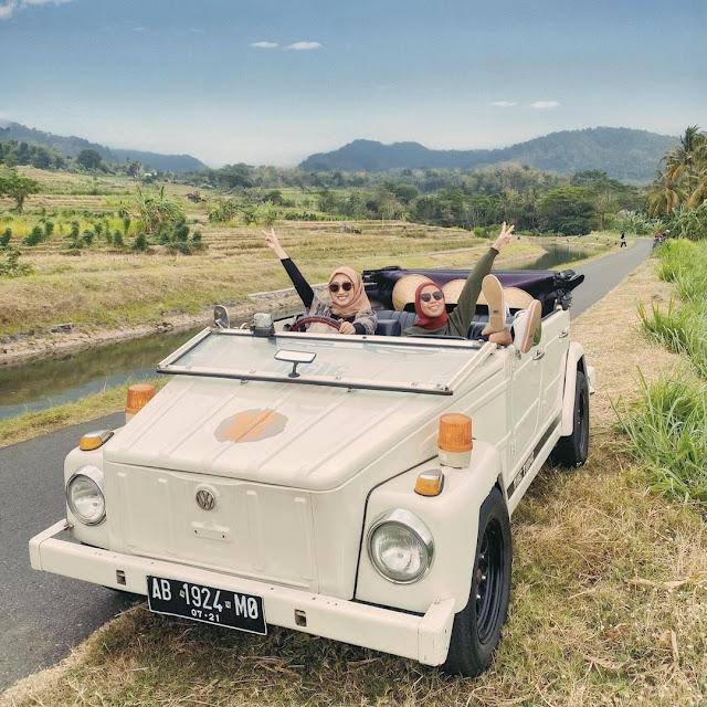 Fun Trip VW Safari Omah Cantrik Kulon Progo